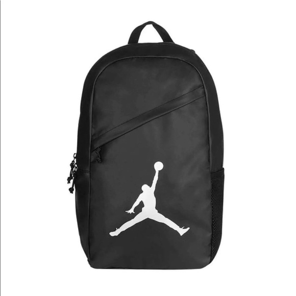 half off 4e9f6 c68b5 Nike Air Jordan Crossover School Backpack 9A1910